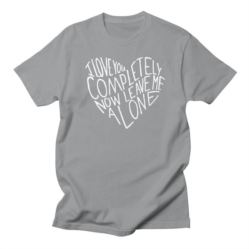 Introvert Love (Light) Men's T-Shirt by Lauren Things Store