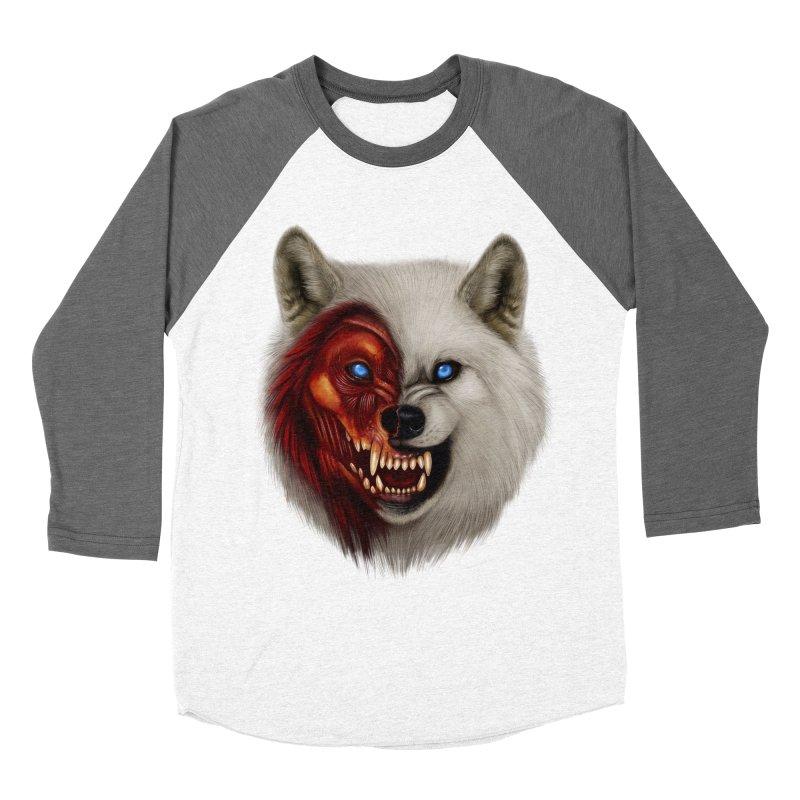 Women's Baseball Triblend T-Shirt by laurenmagpie's Artist Shop