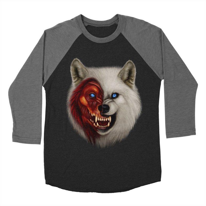 Men's Baseball Triblend T-Shirt by laurenmagpie's Artist Shop