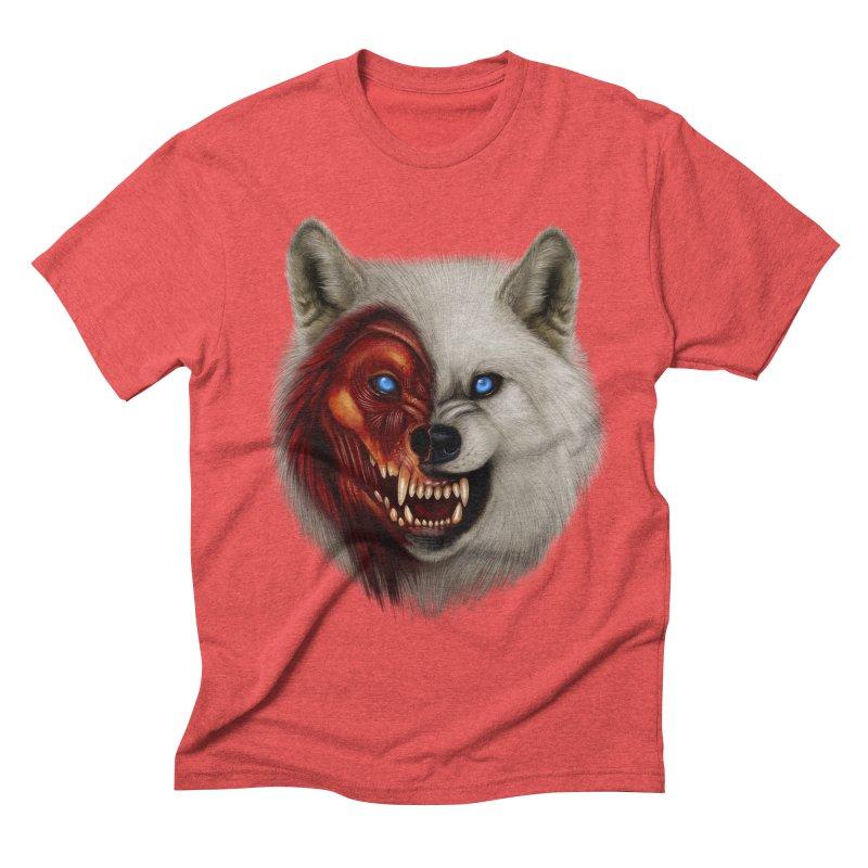 Men's Triblend T-shirt by laurenmagpie's Artist Shop