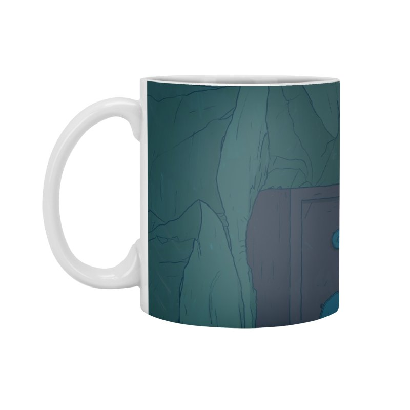 Coastal Search Accessories Mug by Laurent's Artist Shop