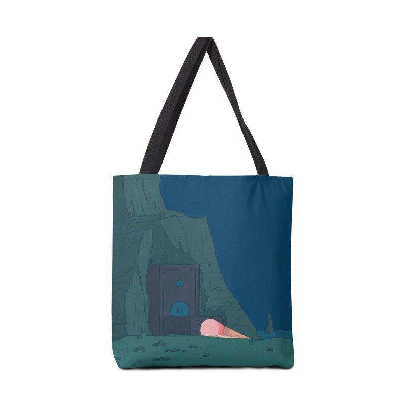 Coastal Search Accessories Bag by Laurent's Artist Shop