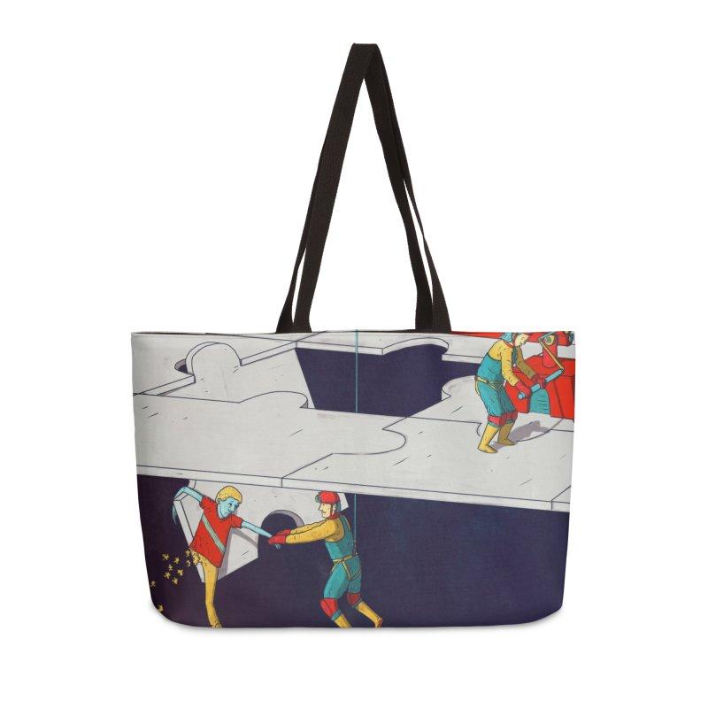 The Helpers Accessories Bag by Laurent's Artist Shop