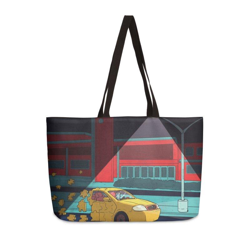Alone Accessories Bag by Laurent's Artist Shop