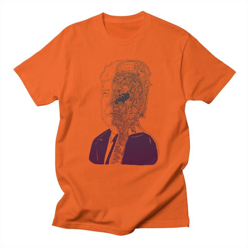 Inside Drumpf Men's Regular T-Shirt by Laurent's Artist Shop