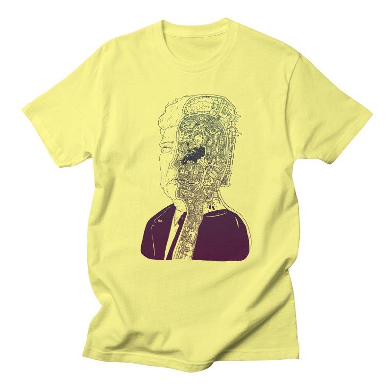 Inside Drumpf Men's T-shirt by Laurent's Artist Shop
