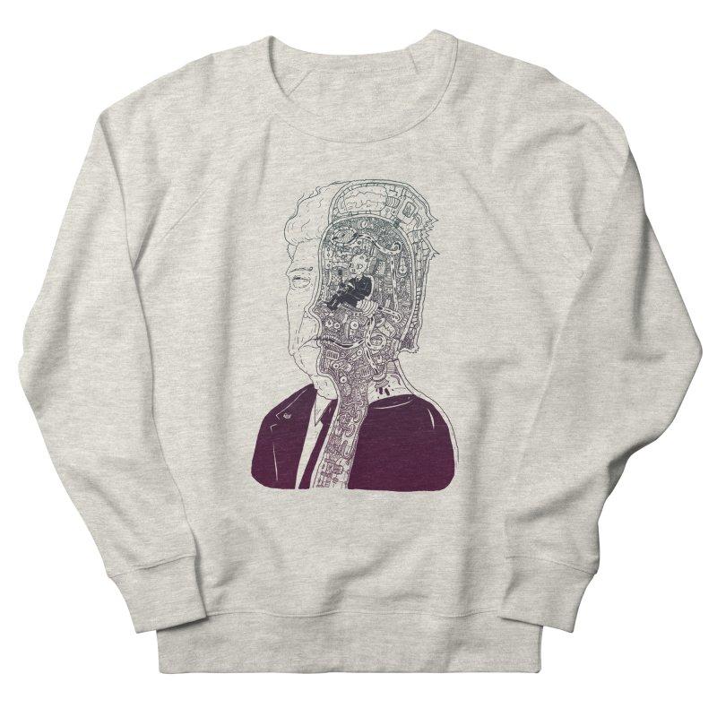 Inside Drumpf Women's Sweatshirt by Laurent's Artist Shop