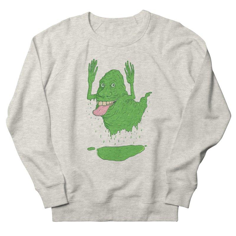 Slimer Women's Sweatshirt by Laurent's Artist Shop