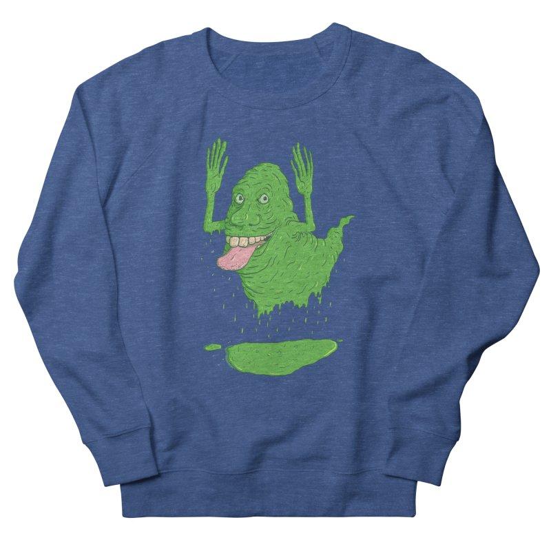 Slimer Men's Sweatshirt by Laurent's Artist Shop