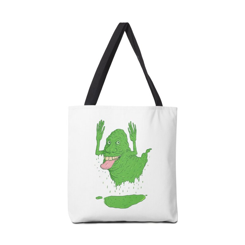 Slimer Accessories Bag by Laurent's Artist Shop