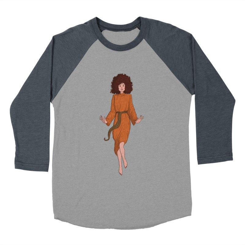 Zuul Men's Baseball Triblend Longsleeve T-Shirt by Laurent's Artist Shop