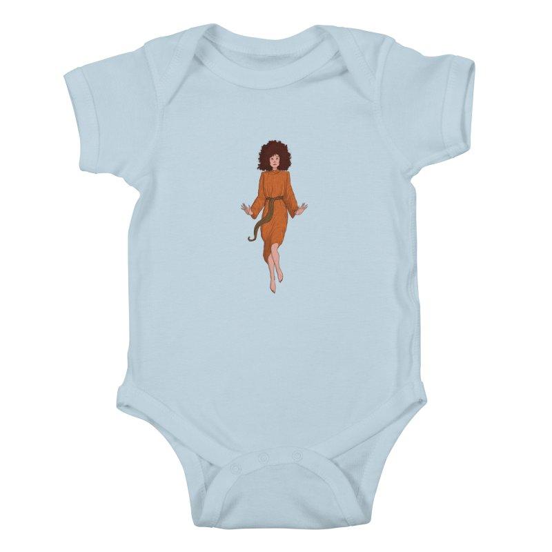 Zuul Kids Baby Bodysuit by Laurent's Artist Shop