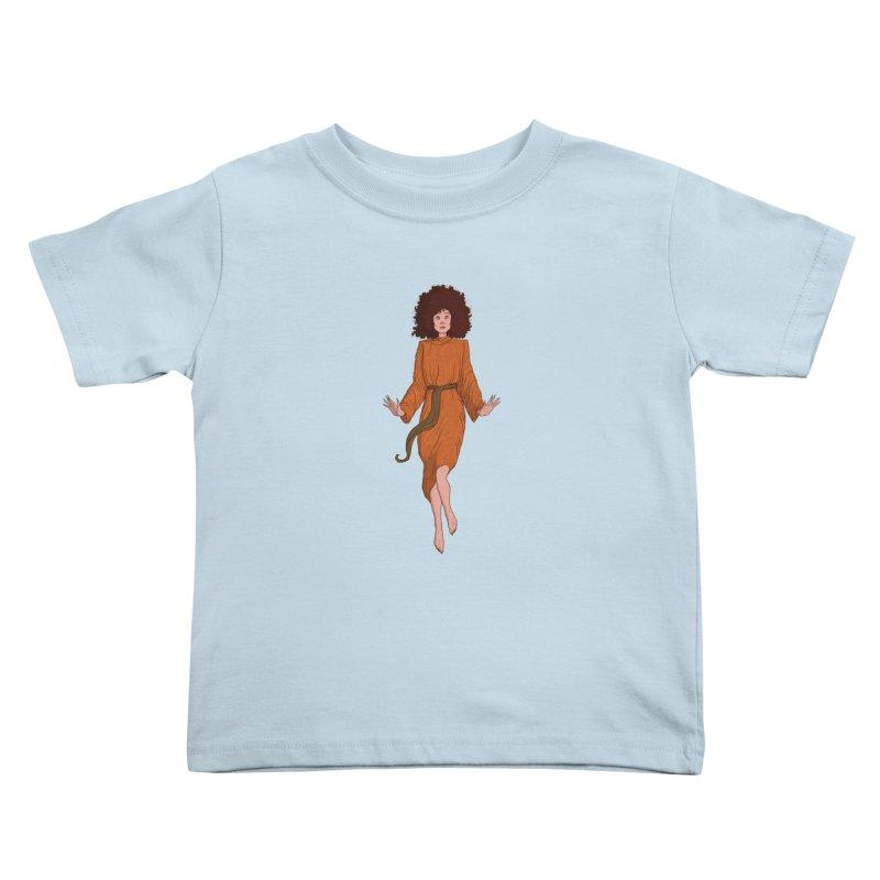 Zuul Kids Toddler T-Shirt by Laurent's Artist Shop