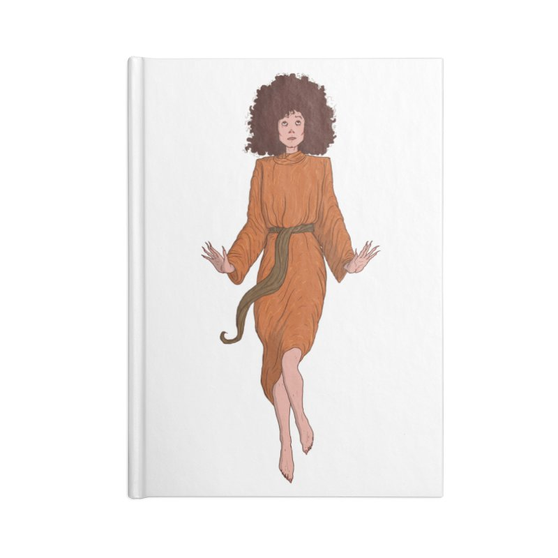 Zuul Accessories Notebook by Laurent's Artist Shop
