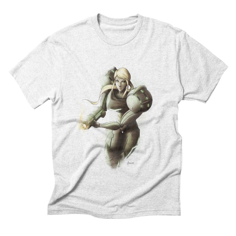 Battle Mode ON Men's Triblend T-shirt by Laurie's Artist Shop