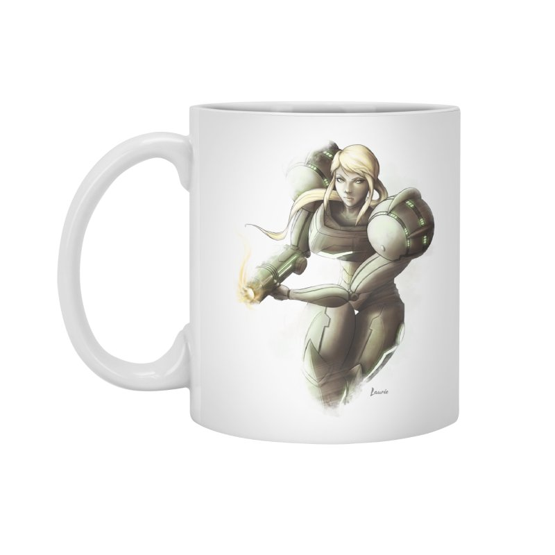 Battle Mode ON Accessories Mug by Laurie's Artist Shop