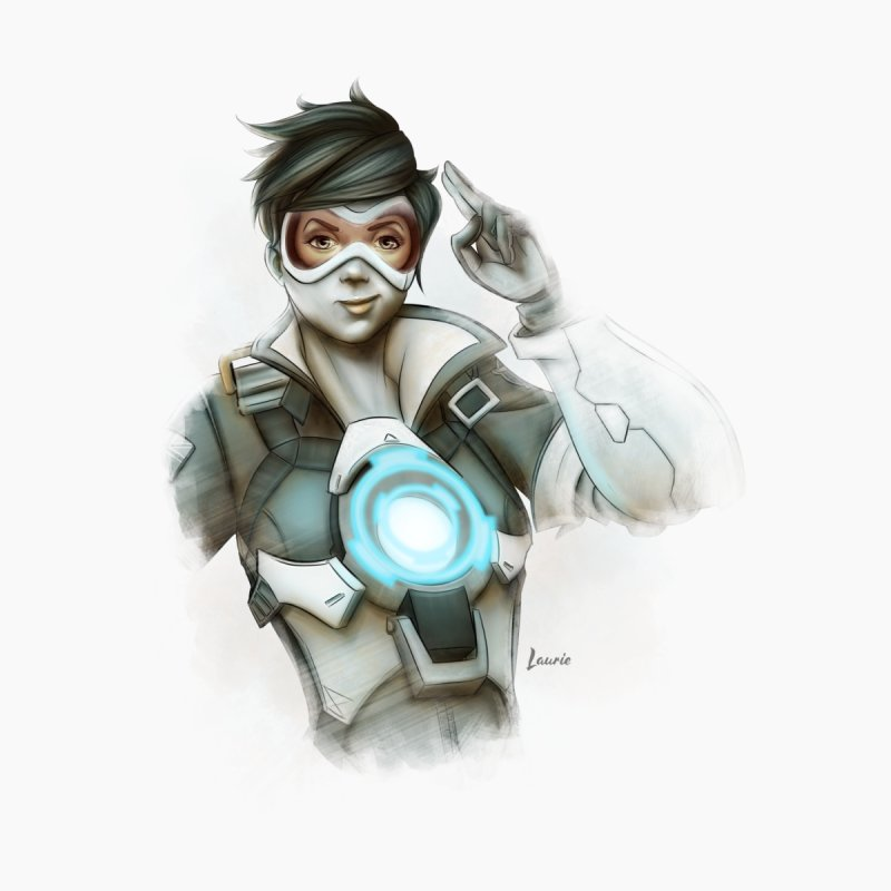 Tracer ready by Laurie's Artist Shop