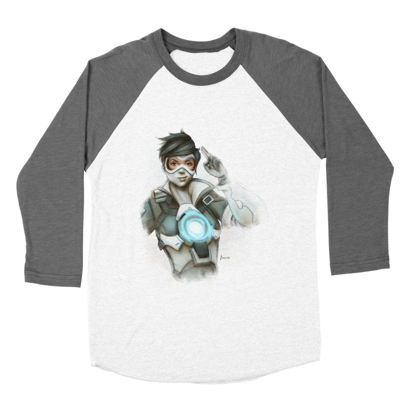 Tracer ready Women's Longsleeve T-Shirt by Laurie's Artist Shop