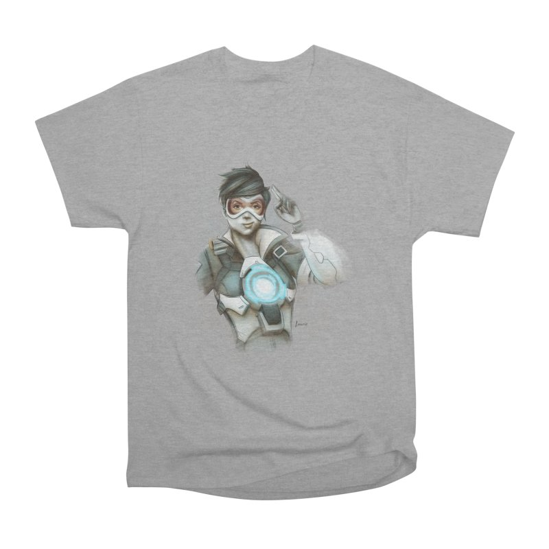 Tracer ready Women's Classic Unisex T-Shirt by Laurie's Artist Shop