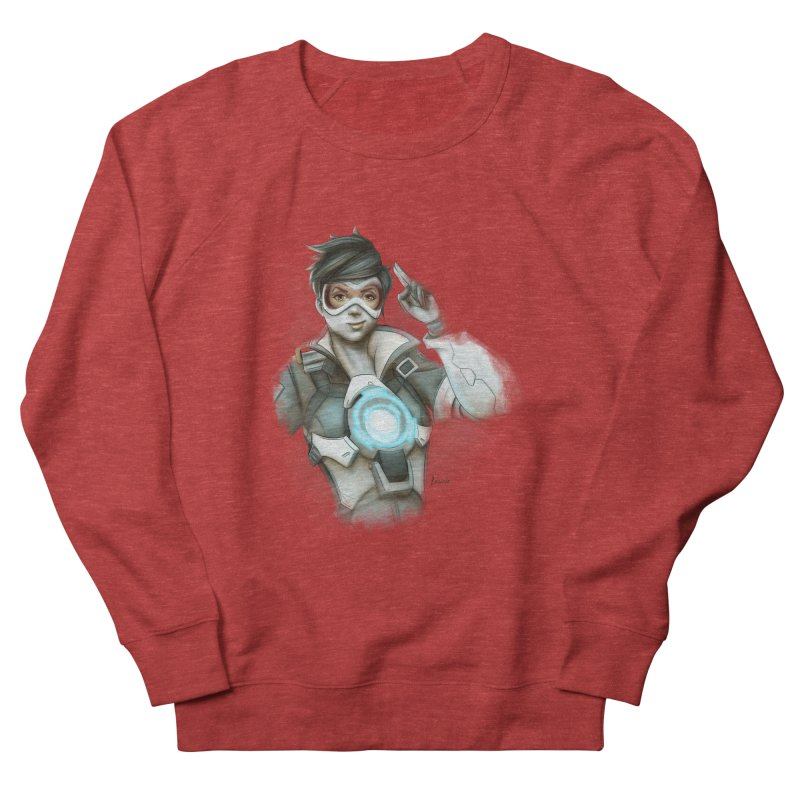 Tracer ready Women's Sweatshirt by Laurie's Artist Shop