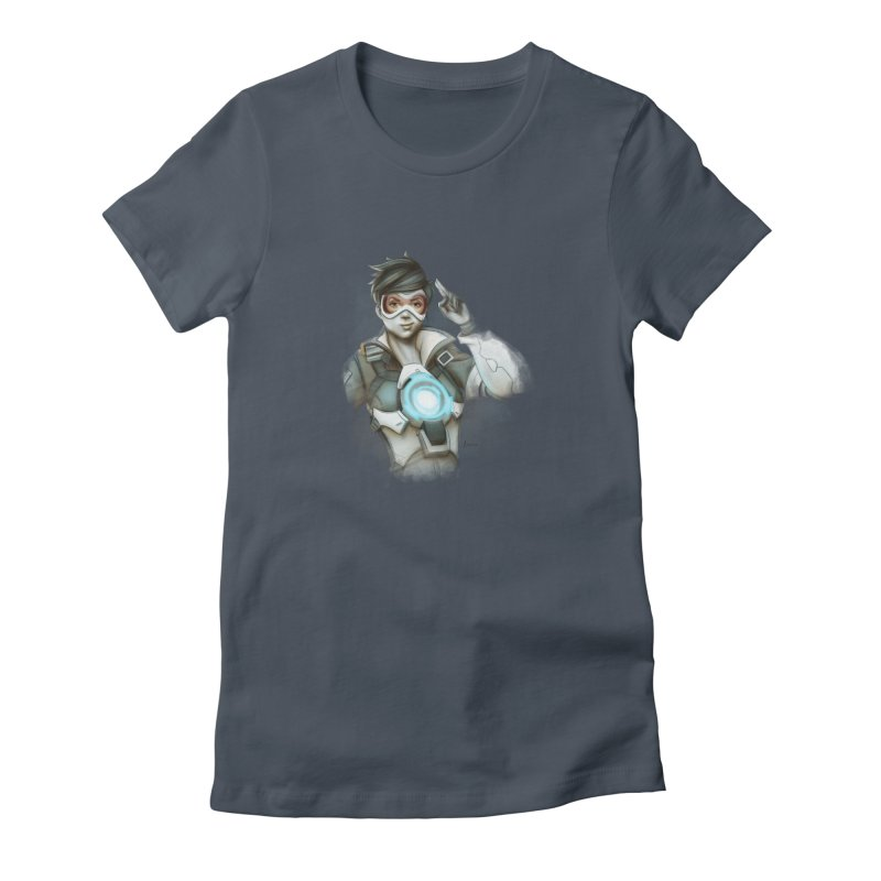 Tracer ready Women's T-Shirt by Laurie's Artist Shop