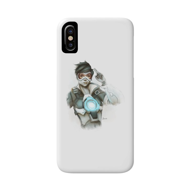 Tracer ready Accessories Phone Case by Laurie's Artist Shop