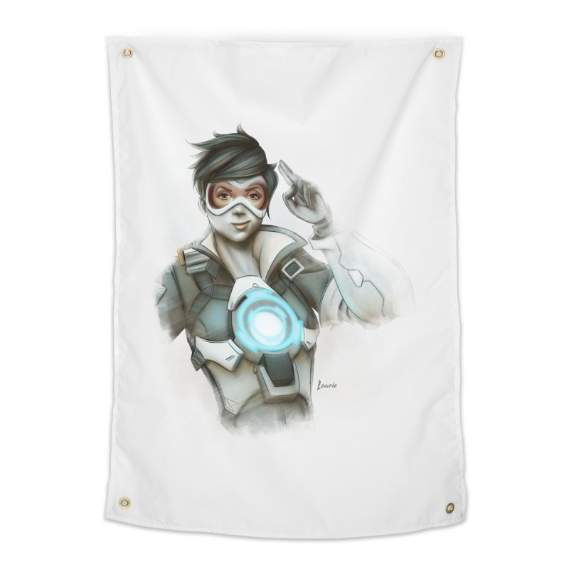 Tracer ready Home Tapestry by Laurie's Artist Shop