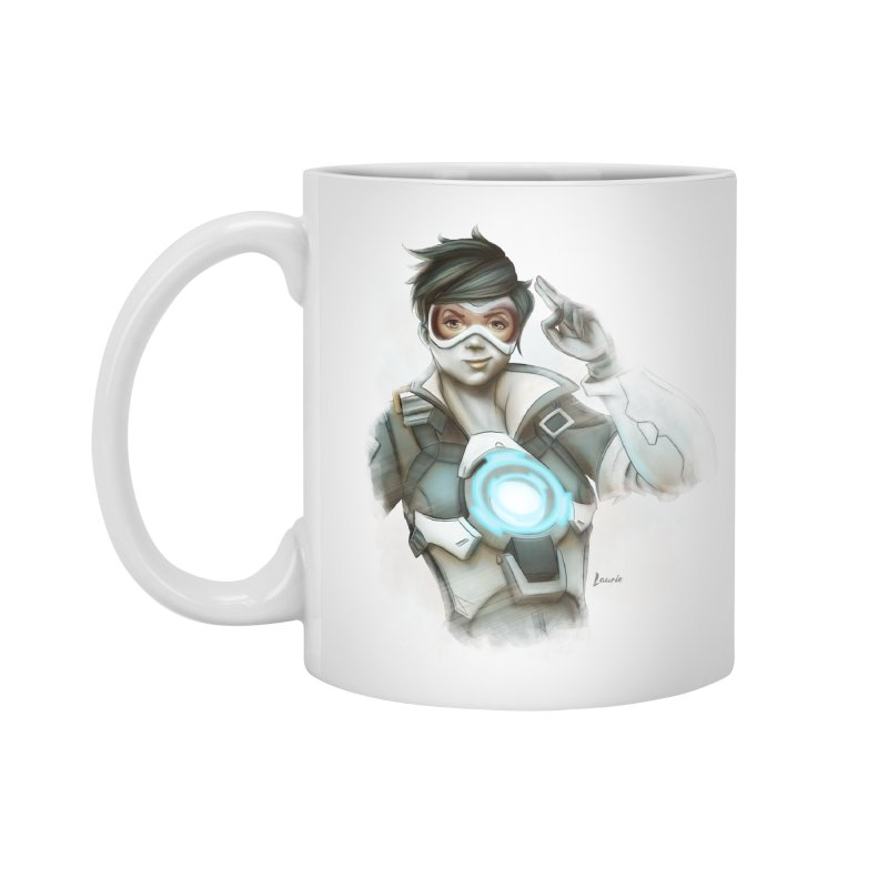 Tracer ready Accessories Mug by Laurie's Artist Shop