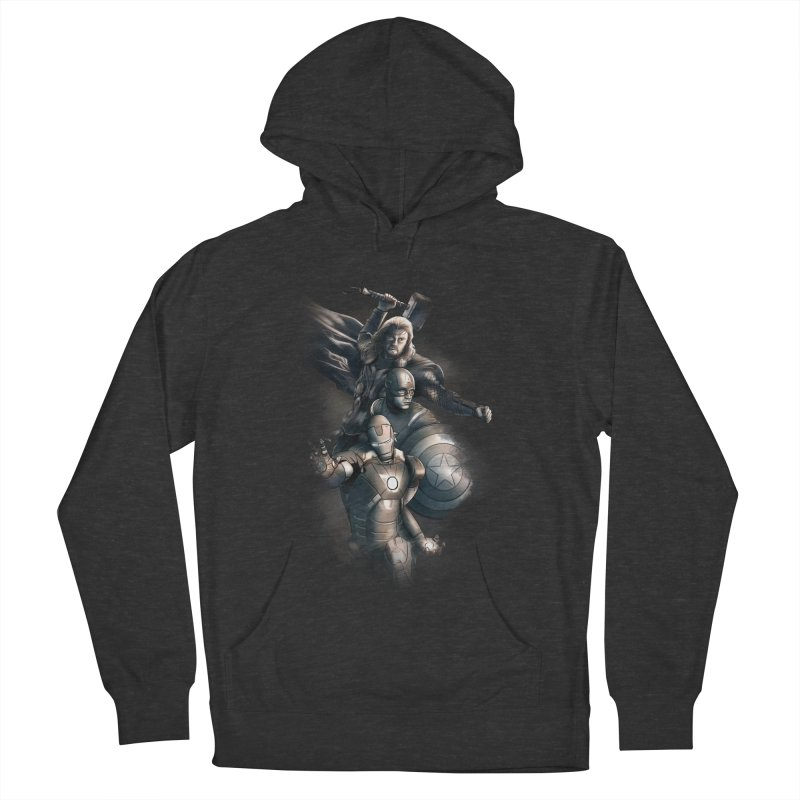 First Assemble Women's Pullover Hoody by Laurie's Artist Shop