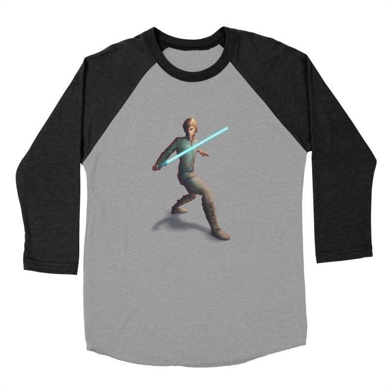 My worst enemy Women's Baseball Triblend Longsleeve T-Shirt by Laurie's Artist Shop