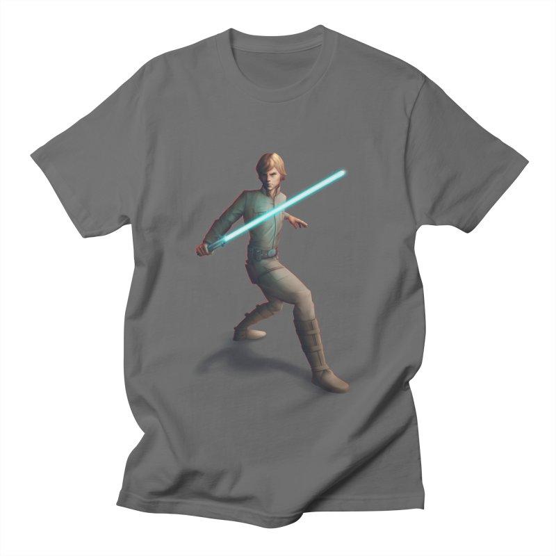 My worst enemy Women's Regular Unisex T-Shirt by Laurie's Artist Shop
