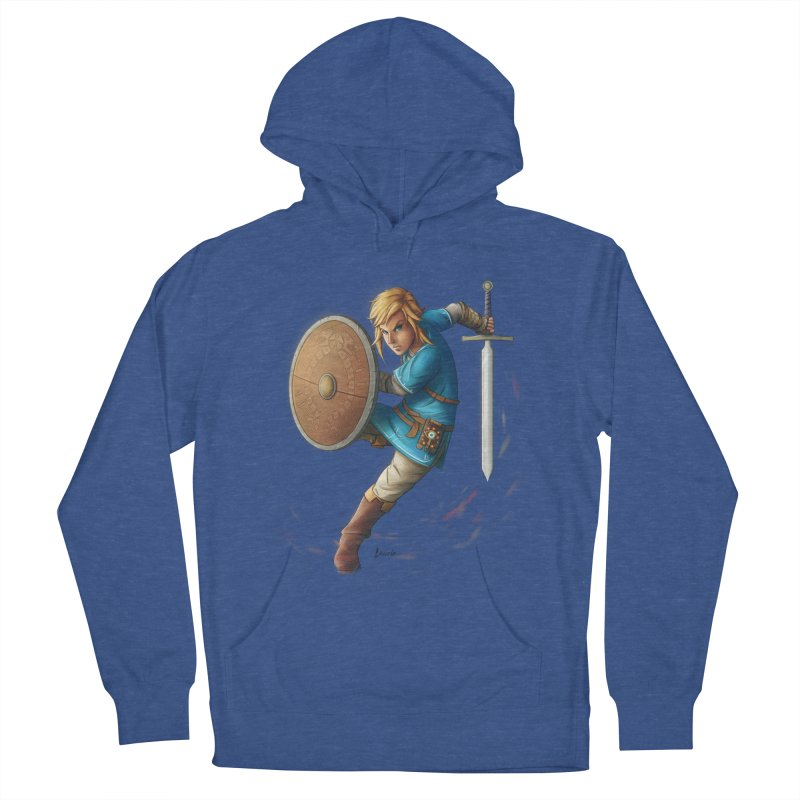Breath of the Wind Men's Pullover Hoody by Laurie's Artist Shop
