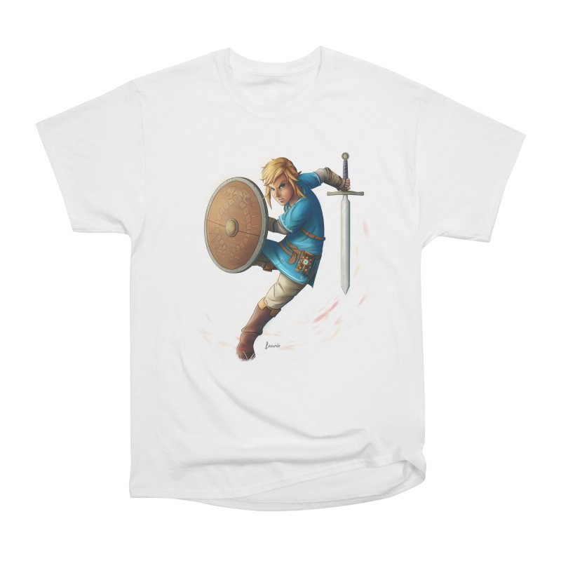 Breath of the Wind Men's Classic T-Shirt by Laurie's Artist Shop