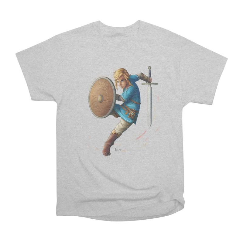 Breath of the Wind Women's Classic Unisex T-Shirt by Laurie's Artist Shop
