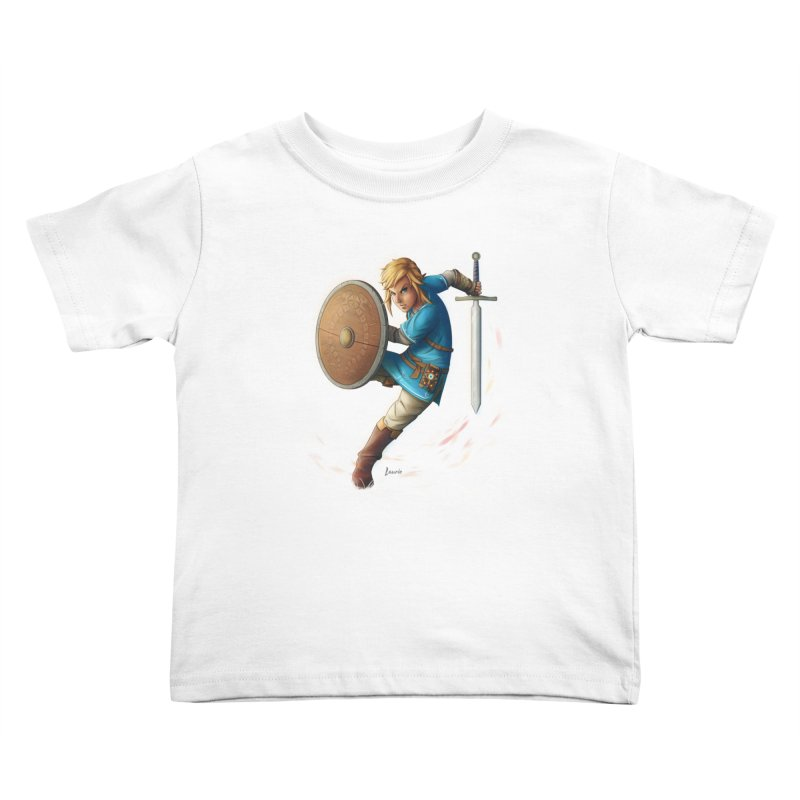 Breath of the Wind Kids Toddler T-Shirt by Laurie's Artist Shop