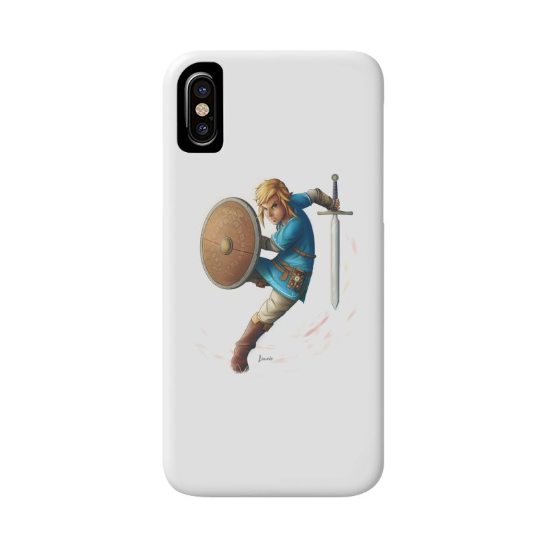 Breath of the Wind Accessories Phone Case by Laurie's Artist Shop