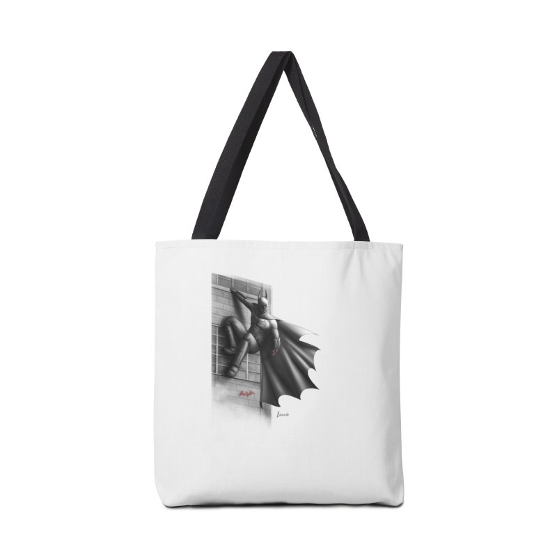 50 Shades of Arkham Accessories Bag by Laurie's Artist Shop