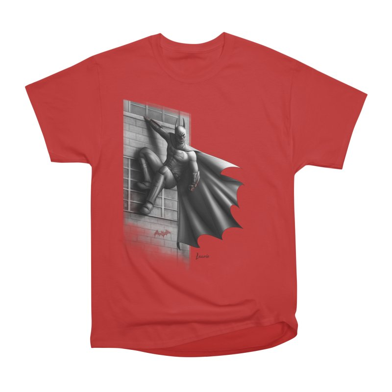 50 Shades of Arkham Women's Classic Unisex T-Shirt by Laurie's Artist Shop