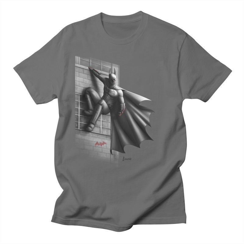 Batman - 50 Shades of Arkham Women's Unisex T-Shirt by Laurie's Artist Shop