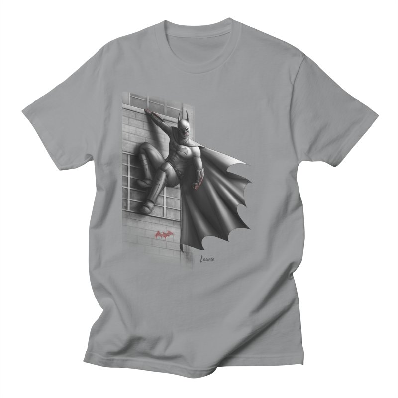 50 Shades of Arkham Women's Unisex T-Shirt by Laurie's Artist Shop