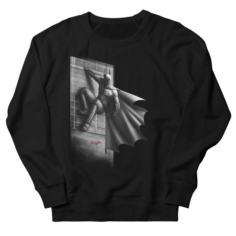 Batman - 50 Shades of Arkham Women's Sweatshirt by Laurie's Artist Shop