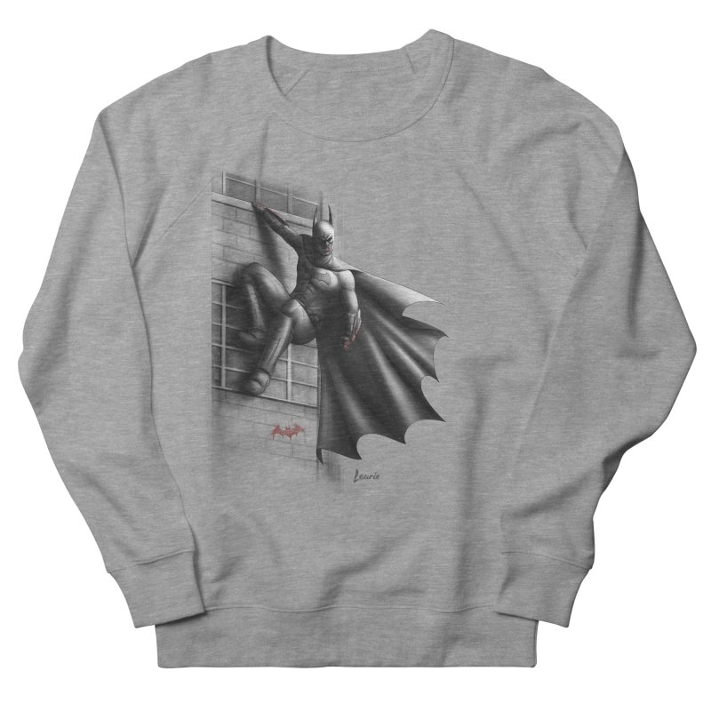 50 Shades of Arkham Men's Sweatshirt by Laurie's Artist Shop