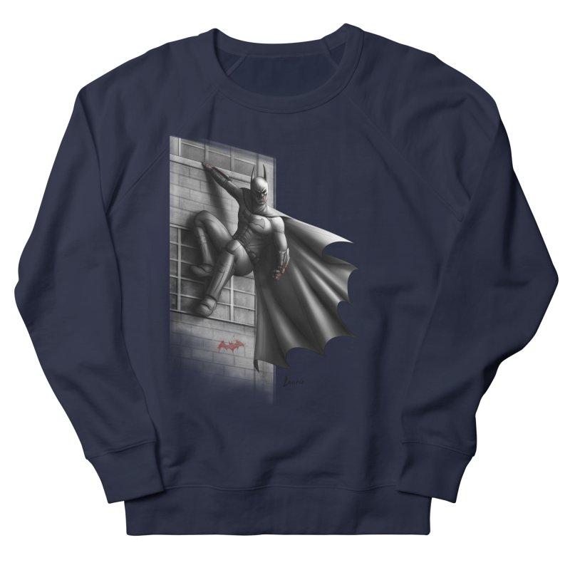 50 Shades of Arkham Men's Sweatshirt by Laurie's Artist Shop