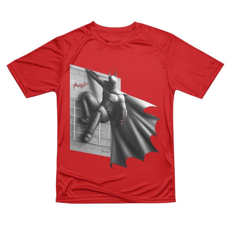 Batman - 50 Shades of Arkham Women's T-Shirt by Laurie's Artist Shop