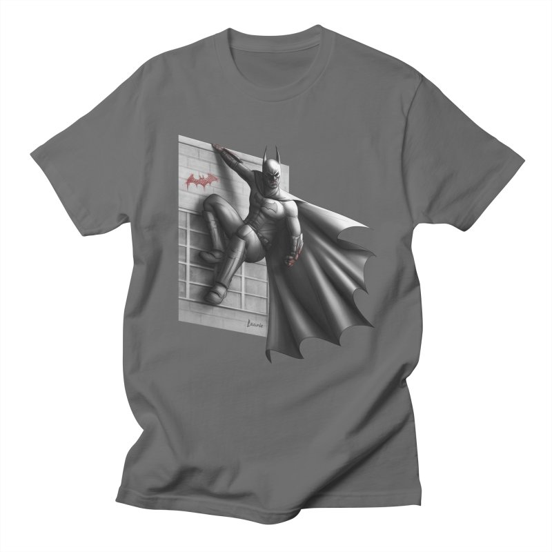 Batman - 50 Shades of Arkham Women's T-Shirt by Laurie's Artist Shop