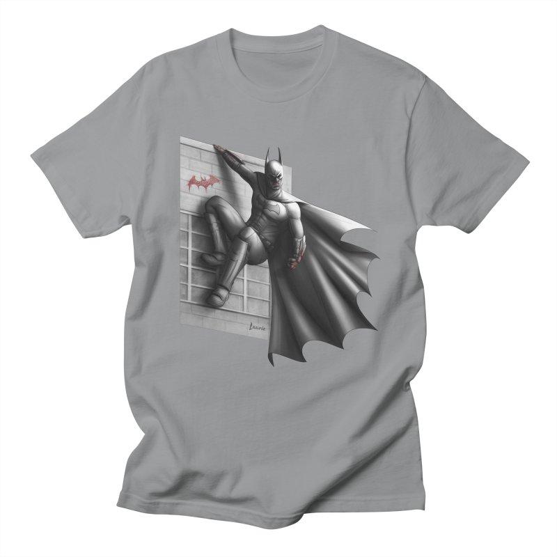 Batman - 50 Shades of Arkham Women's Regular Unisex T-Shirt by Laurie's Artist Shop