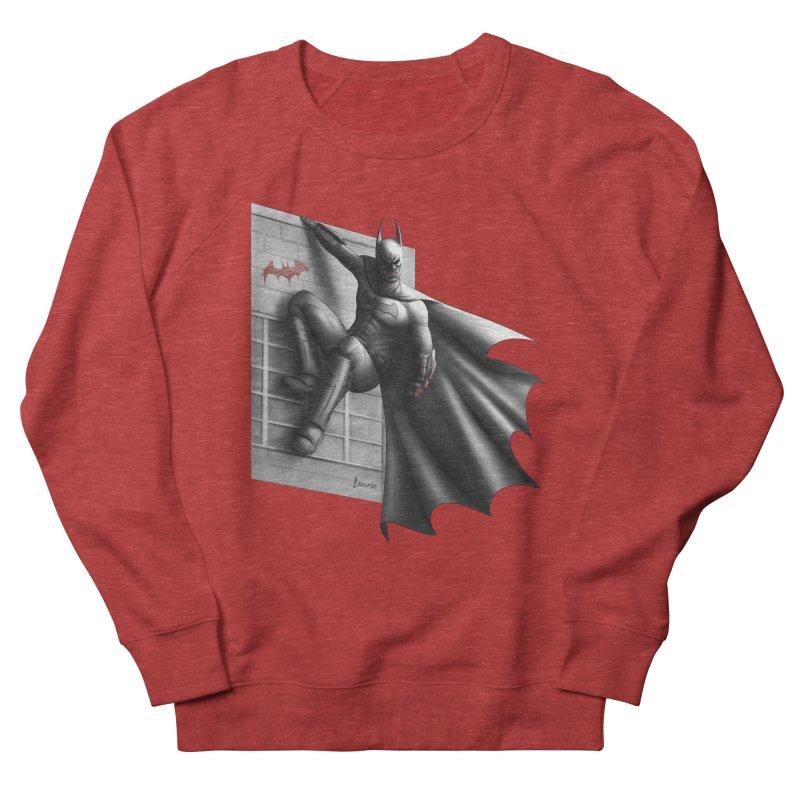 Batman - 50 Shades of Arkham Women's Sweatshirt by Laurie's Artist Shop