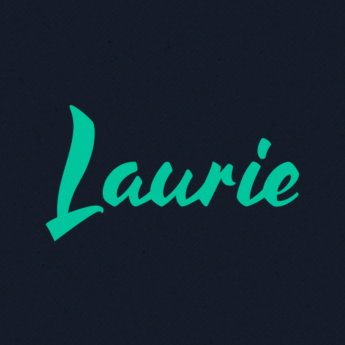 Laurie's Artist Shop Logo