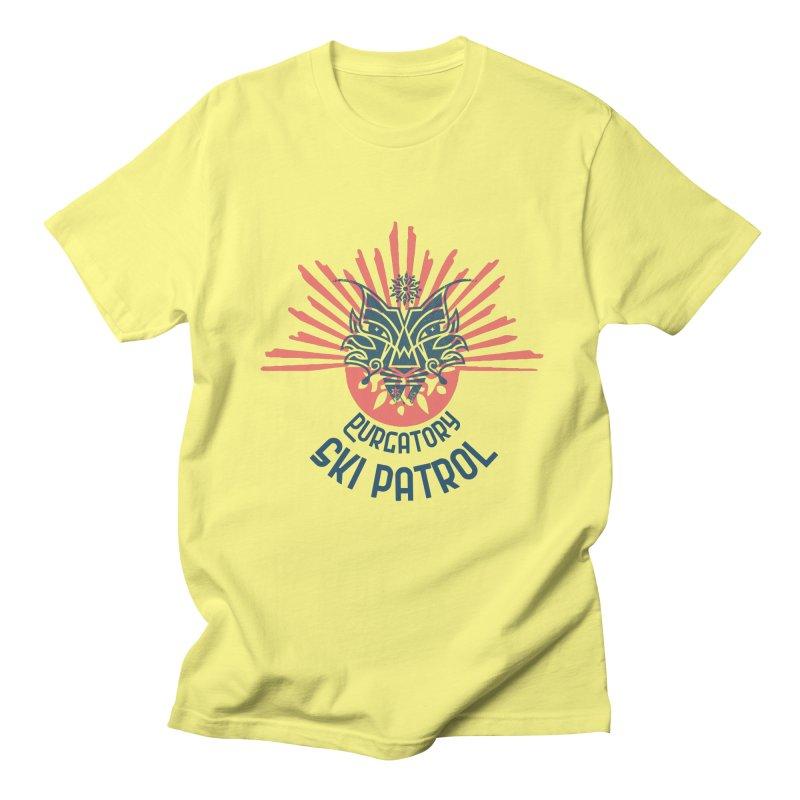 Lynx Burst Men's T-shirt by lauriecullumdesign's Artist Shop