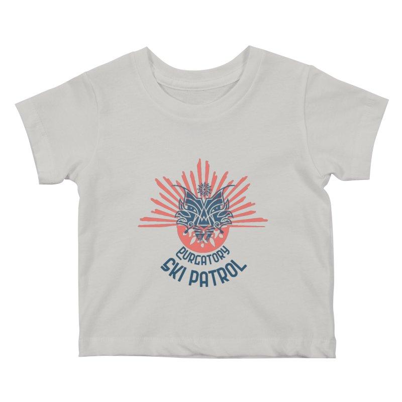 Lynx Burst Kids Baby T-Shirt by lauriecullumdesign's Artist Shop